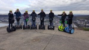 Segway tour wine UNESCO world heritage