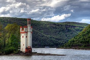 Mäuseturm Bingen Rhein