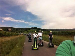Tour de Assmannshausen Weinberge