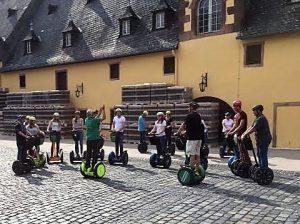 Schloss Vollrads Weinbergetour Rheingau